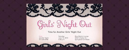 bachelorette party invitation templates – Free Bachelorette Party Invitation Templates