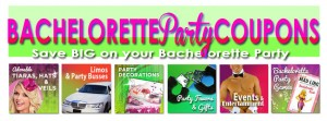 Bachelorette Party Coupons