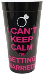 i cant keep calm cup